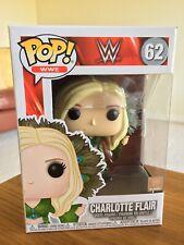 """WWE Charlotte Flair 3.75/"""" POP Vinyl Figure FUNKO Brand New 62 UK Vendeur"""