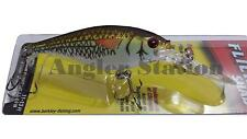 Berkley Frenzy Flicker Shad FSH7M-Mullet Crankbait Fishing Lure (Floating) 7cm
