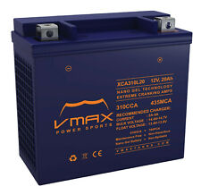 XCA310L20 ATV BATTERY UPGRADE YTX20HL-BS Yamaha 660cc YFM66FA Grizzly 2002-2008