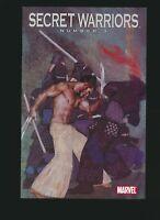 Secret Warriors #3, Wolverine Variant Cover