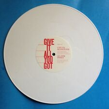 "Chuck Mangione-Give It All You Got-1980 A&M 10"" White Vinyl Single-Xmas Promo M-"
