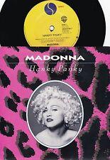 Madonna ORIG OZ PS 45 Hanky panky NM '90 Dance Pop Sire 5439197897