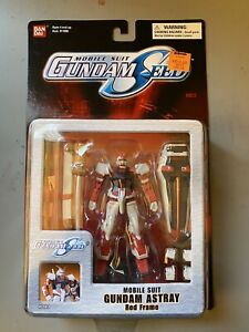 "NEW GUNDAM ASTRAY Red Frame BANDAI Mobile Suit Gundam Seed 4.5"" Action Figure"
