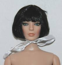 "Skyline Blue Marley Nude doll Only 16"" Tonner BW 2015 MIB Raven Short Hair"