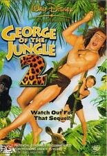 GEORGE OF THE JUNGLE 2 : NEW DVD