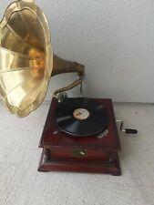 Ancien gramophone