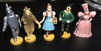 1987/1988 Presents MGM Turner 5 Wizard of Oz Vinyl Figures Dorothy Lion Open Box