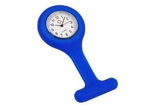 Nurse watch Fashion Silicone Brooch Tunic Fob Watches