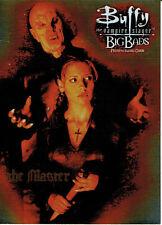 BUFFY THE VAMPIRE SLAYER BIG BADS PROMO CARD P1