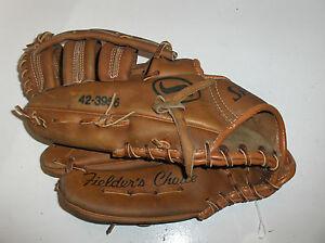 SPALDING Top Grain Leather Right Hand Glove Mitt Baseball/ Softball