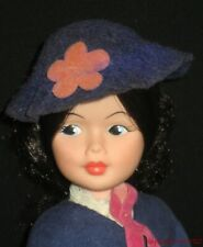 Vintage Horsman 1960s Mary Poppins doll With Original Outfit