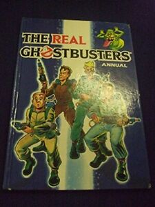 The Real Ghostbusters Annual (1989) by Anon Book The Fast Free Shipping