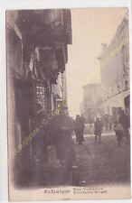 CPA SALONIQUE Salonica Greece Rue Venizelos street Edit GRIMAUD  ca1917