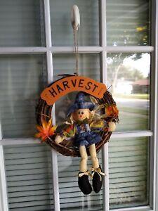 Scarecrow Hanging Door/wall Decorations