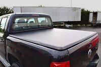 To Fit 10 - 16 VW Volkswagen Amarok Tri Fold Soft Tonneau Cover 4x4 Non Drill