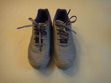 Reebok Womens EasyTone Lead Walking Shoes Grey/Purple Size 7