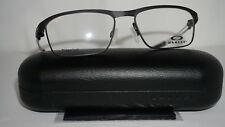 OAKLEY RX Eyeglasses New Authentic TRUSS ROD Satin Black OX5124-0153