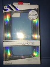 Lot Of 3pc Brand New Case-Mate Naked Tough Iridescent Case for iPhone 7/6s /6