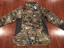 0dd7f00f19537 Under Armour 1/2 Zip Fleece Shirt Womens XL Camo Early Season Threadborne