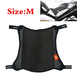 1PCS M Motorcycle Accessories Seat cover Cushion Protect Sunscreen Seat 3D Mesh