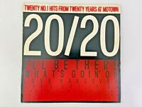 20/20 Hits At Motown Vinyl LP Record Album 1980