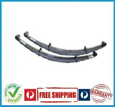 MAZDA B2500/B2600 87-06 4X4 REAR 40MM RAISED LEAF SPRINGS - 400KG - PAIR