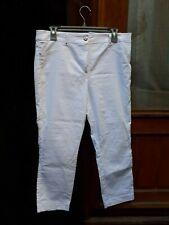 Pantalon  blanc classique taille 42/44