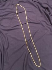 Joan Rivers Classic Collection Faux Pearl Extra Long Necklace