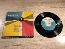 7 INCH 520187 ETERNA Svendsen Romanze für Violine - Ferdinand Meysel / Dobrindt