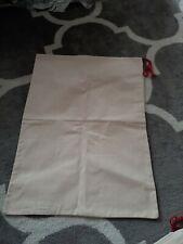 Large Cotton Santa Sack Christmas Present Sacks blank lot 27