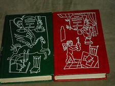 Hans Christian Andersen Сказки и истории 1-2 Hardcover Russian