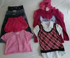 Kids Girls size 6 clothes lot Summer Fall Gap Oshkosh Nike Levis