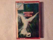 EMERSON LAKE & PALMER Omonimo Same S/t 1970 mc cassette k7 ITALY LIKE NEW!!!