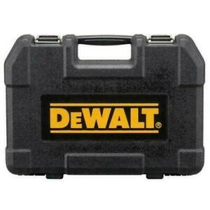 DEWALT 181 Piece Mechanics Tool Kit Spanner Socket Ratchet Set.
