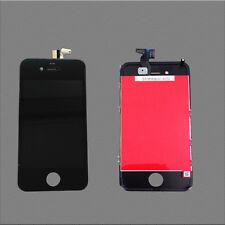 Ersatz LCD Display Touchscreen Glas für iPhone 4 S  schwarz + gratis Panzerglas