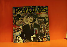 PAYOLA$ - HAMMER ON A DRUM - A&M 1983 VG+ VINYL LP RECORD -M