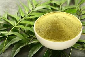 Dried Neem Powder   Margosa Powder (Premium quality grade A) 50g