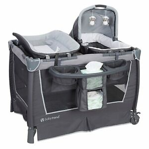 Baby Trend Retreat Nursery Center Playard, Robin