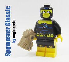 LEGO Custom - Spymaster Classic - Marvel Super heroes mini figure