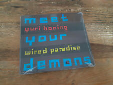 CD Jazz Yuri Honing Wired P - Meet Your Demons (8 Song) JAZZ IN MOTION digi OVP