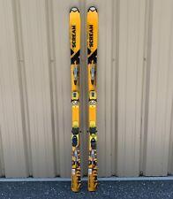 Salomon X-SCREAM Series 179cm FreeRide SKIS w/ Marker M8.1 Bindings