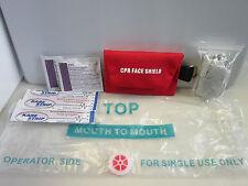 CPR Face Shield Kit
