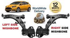 Para Ford Focus 2011 > Lado Izquierdo y Derecho Frente Brazo Suspensión Inferior
