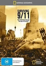 National Geographic - Surviving 9/11 (DVD, 2011)