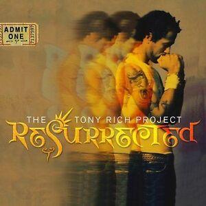 Tony Rich Project : Resurrected Rock 1 Disc CD