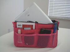 Travel Insert Handbag Organiser Purse Large Liner Organizer Lady Tidy Bag in Bag