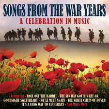 Songs From The War Years CELEBRATION IN MUSIC Various Artists 60 TRACK New 3 CD