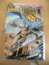 DC 1993 Dynamic Forces BATMAN #500 Signed by Joe Quesada COA  cs NM