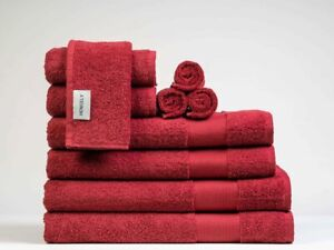 Hencely Home 100% Cotton Bath Towel Collection