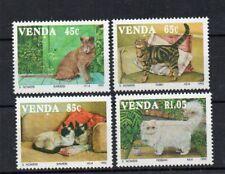 BRIEFMARKEN - VENDA - 1993 - KATZEN - CATS - CHATS -